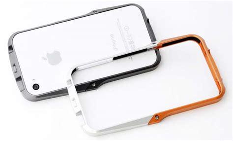 Iphone 4 4s Bumper Aluminium Cover Armor Casing Hardcase Keren ag aluminum iphone 4 4s bumper