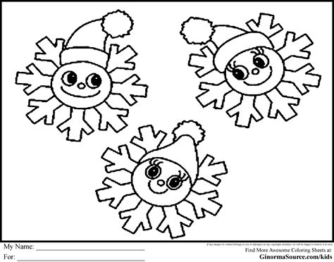 snowflake coloring pages 3 coloring pages pinterest