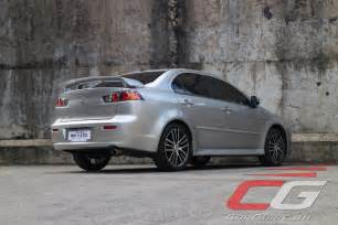 Mitsubishi Lancer Gt Review Review 2017 Mitsubishi Lancer Ex 2 0 Gt A Carguide Ph