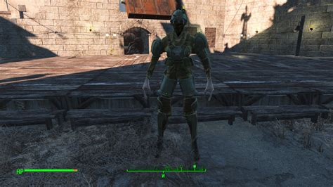 Early Settler Ls by Stronger Settlers Bat At Fallout 4 Nexus Mods And Community