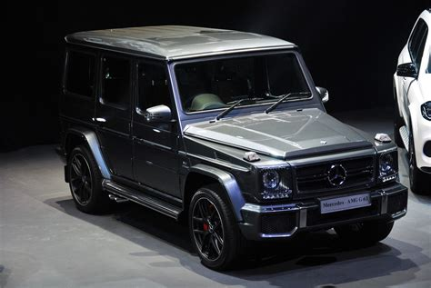 Mercedes Amg G63 by Mercedes Amg G63 Comes To Malaysia Autoworld My