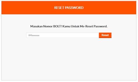 Modem Bolt Yang Sudah Di Unlock Solusi Lupa Password Login Modem Bolt