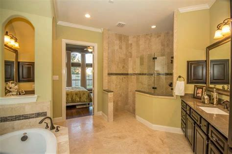 Master Bathroom With Walk In Shower Master Bathroom Walk In Shower Bathroom Pinterest