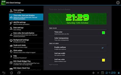 digi clock widget apk digi clock widget apk for blackberry android apk apps for blackberry for bb