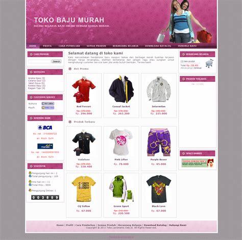 contoh layout toko baju contoh iklan toko images