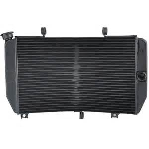 replacement cooling cooler radiator for suzuki gsxr600