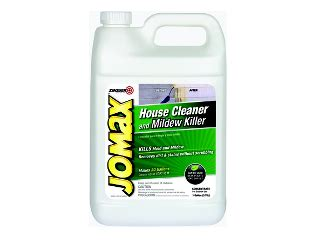 jomax house cleaner cox hardware and lumber mold and mildew remover jomax gallon