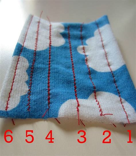tips for sewing knits sewing knits on a regular machine helpful tips