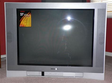 Tv Flat Toshiba 29 2005 fanncup site photos