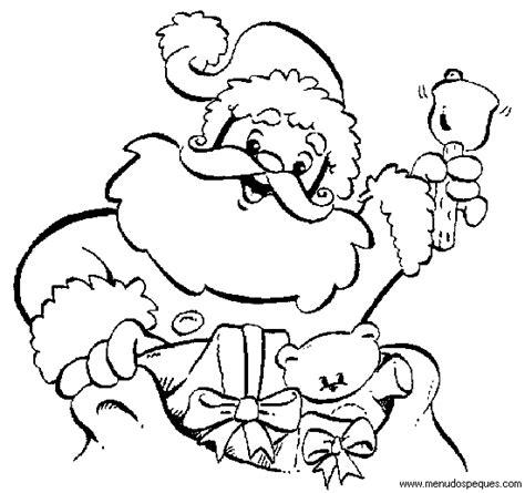 dibujos para colorear de papa noel santa claus viejito pintar regalos reyes magos papa noel colorear y pintar