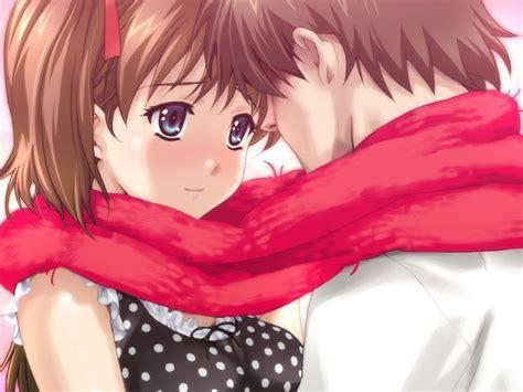 imagenes anime love kiss unpredictable life yes i do