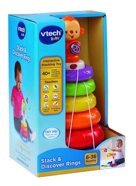 Vtech Stack N Discover Rings vtech stack discover ring stacker kenzi