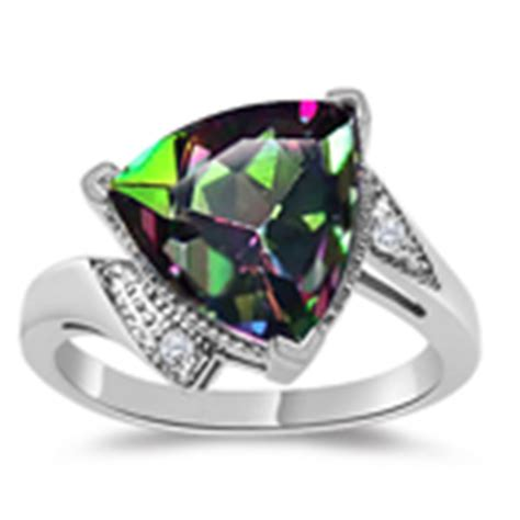 Yellow Topaz 5 89 Cts 0 02 ct 3 37 4 66 cts aaa mystic topaz ring