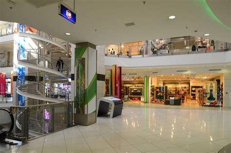 interior renovation of the shopping center quot festival