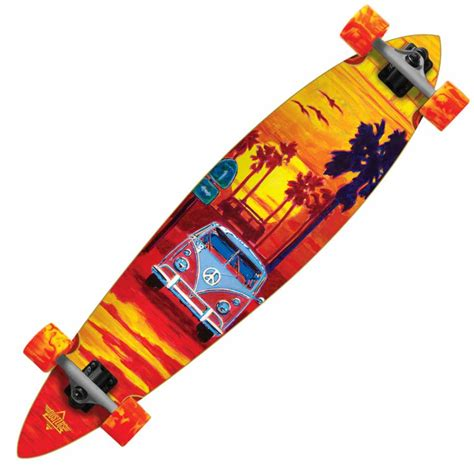 longboard decks uk dusters skateboards highway one pintail complete longboard