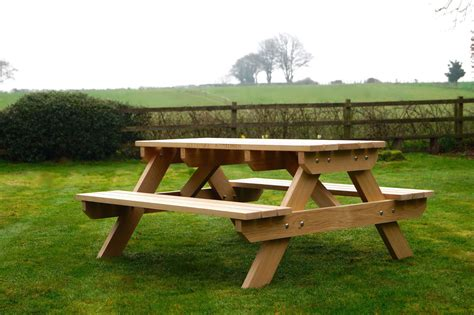 cheap outdoor picnic tables modern outdoor ideas cheap picnic benches wood tables and
