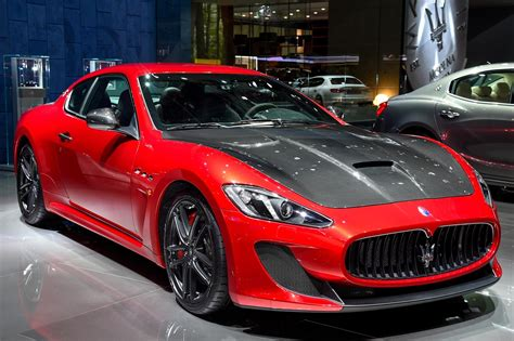 What Is A Maserati Car by Reved Maserati Quattroporte And Ghibli Make Debut