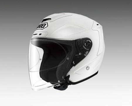 Helmet Shoei J 4 max mc direct shoei j iv 4 helmet luminous white sale shoei openface