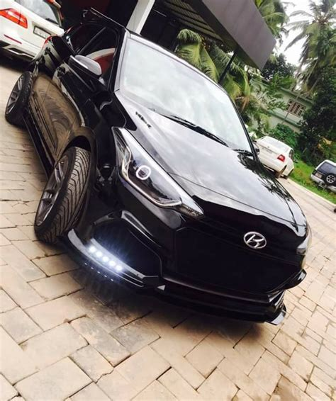 modified hyundai elite  images features    modifications