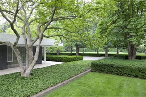Miller Garden by Miller Garden Landscape Design By Dan Kiley