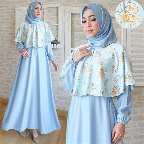 Gamis Dress Maxmara Motif Zeea gamis baloteli kombi maxmara terbaru syahrina biru baju