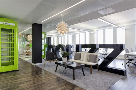 houzzs  european headquarters officelovin