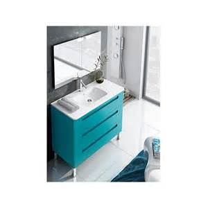 Meuble Lavabo Salle De Bain Pas Cher #2: meuble-salle-de-bain-moderne-bleu-.jpg