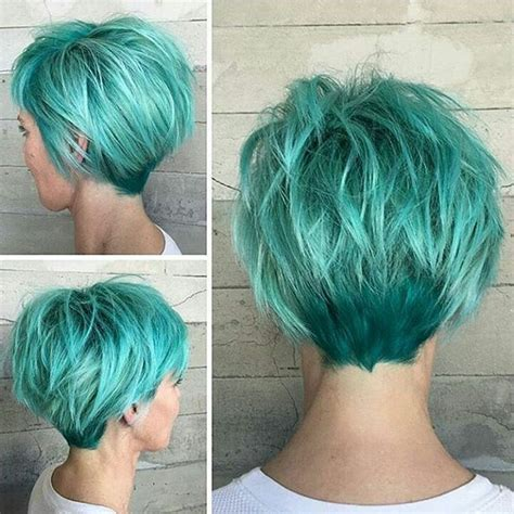 hair styles for back of 25 best ideas about long pixie cuts on pinterest long