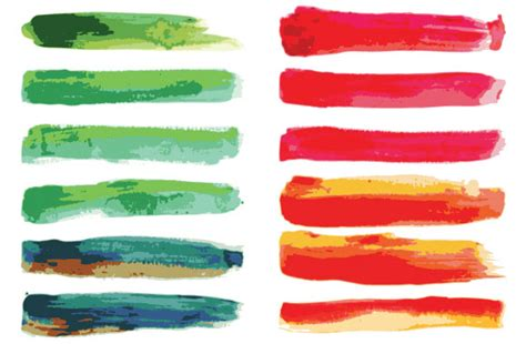 watercolor pattern illustrator download watercolor brushes for adobe illustrator