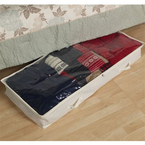 under the bed storage containers canvas under bed storage box in under bed storage