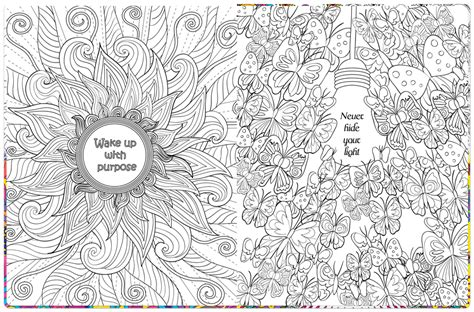 Free Coloring Pages Of Motivational Inspirational Coloring Pages For Adults