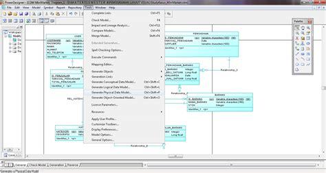 membuat flowmap dengan power designer enjoy your s life cara membuat database dengan sybase