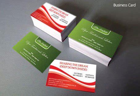 Kartu Nama 1 Muka Ivory 260 Murah Berkualitas jasa cetak kartu nama murah di jakarta whayudha s weblog