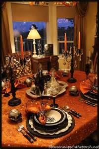 Wine Themed Kitchen Decorating Ideas - halloween tablescape elegant amp eerie