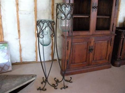 Glass Floor Candle Holders by 1000 Images About Large Floor Candle Holders On
