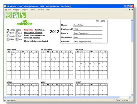 2015 attendance calendar form 25 pk human resource forms sle attendance tracking click here to download the