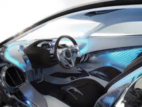 Jaguar Electric Car C X75 Jaguar C X75 Concept Looks Forward To The Future