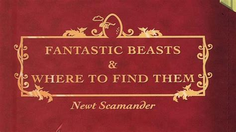 fantastic beasts and where to find them the illustrated collector s edition harry potter books morsels vin diesel s the last witch