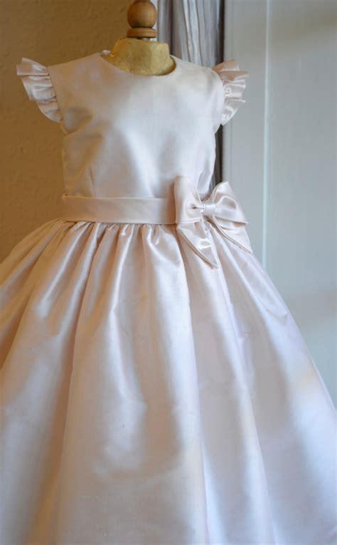 Wedding Dedication Blessing by Flower Dresses Christening Dress Baptism Dress 1st
