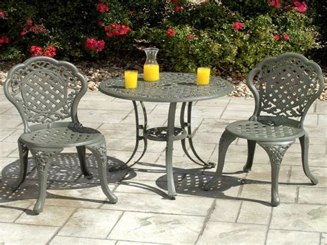 Metal Patio Bistro Sets On Sale Outdoor Bistro Sets Patio Bistro Sets On Sale