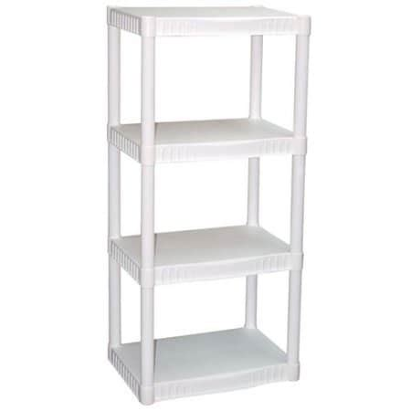 target plastic shelves plano 4 tier heavy duty plastic shelves 13