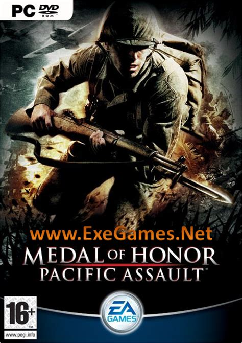 Free Download Full Version Pc Games Medal Of Honor | medal of honor pacific assault game free download full