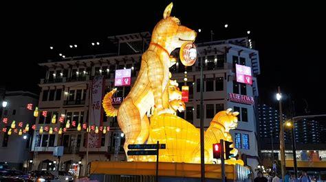 new year 2018 chinatown philadelphia new year 2018 singapore chinatown light