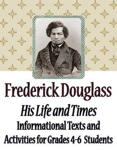 frederick douglass biography for students biography susan b anthony class room students and teacher