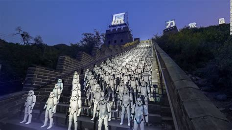 film china wall star wars debuts latest trailer on the great wall