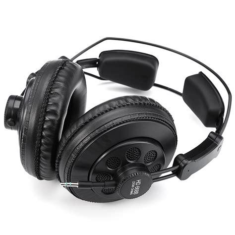 Lu Senter Mini Led Hap003 Superlux Hd668b Semi Open Back Headphone Monitoring Studio Black Jakartanotebook