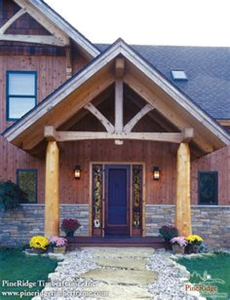 prow front house plans prow front on pinterest log homes cabin plans and post and beam