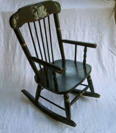 children s musical rocking chair vintage made by