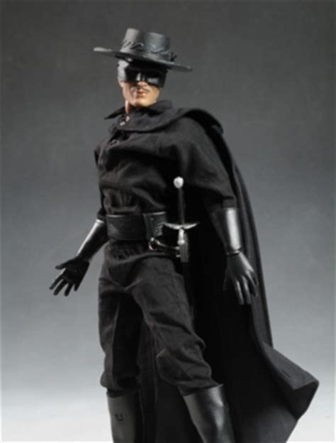 film action zorro review and photos of zorro sixth scale action figure by