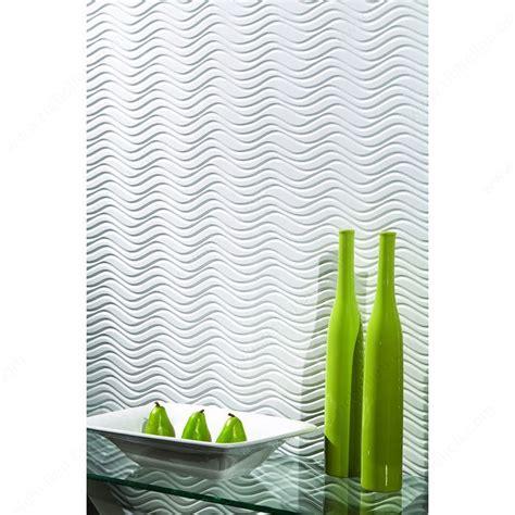 decorative thermoplastic wall panels wavation thermoplastic panel richelieu hardware